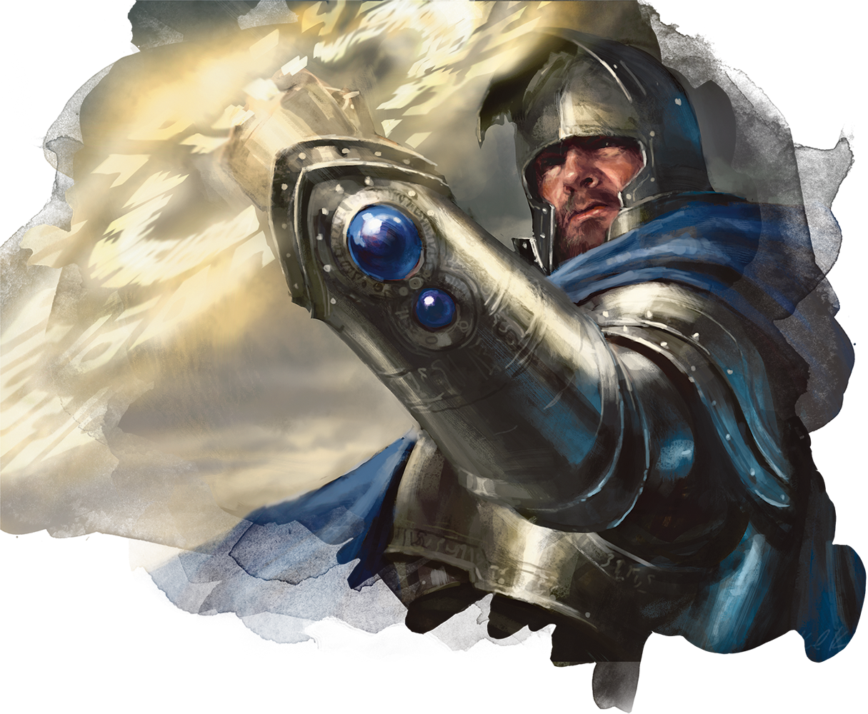 cleric order domain