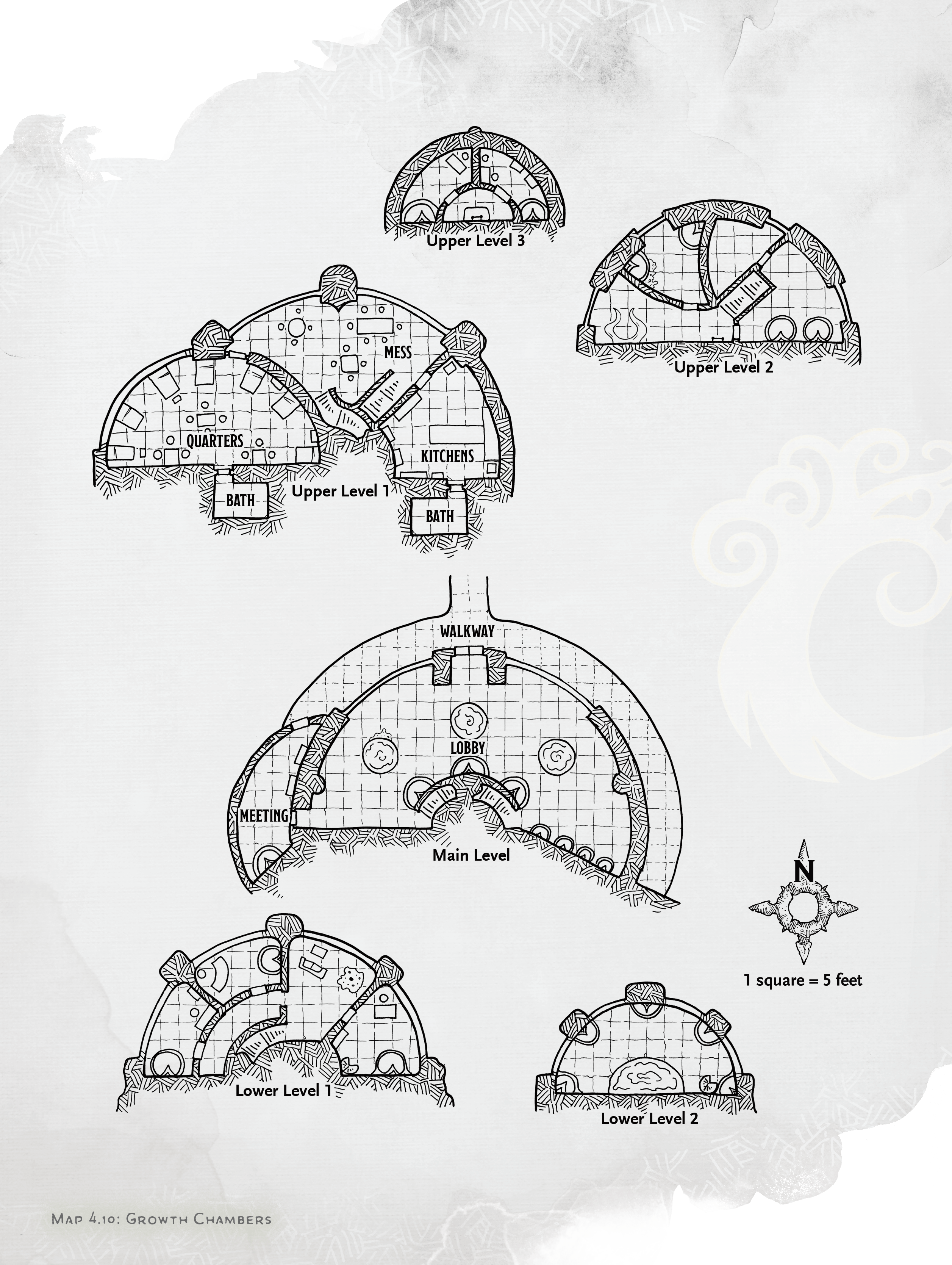 growth chamber map
