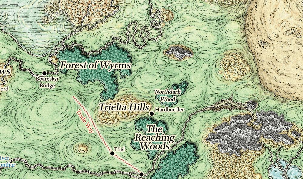 trielta hills